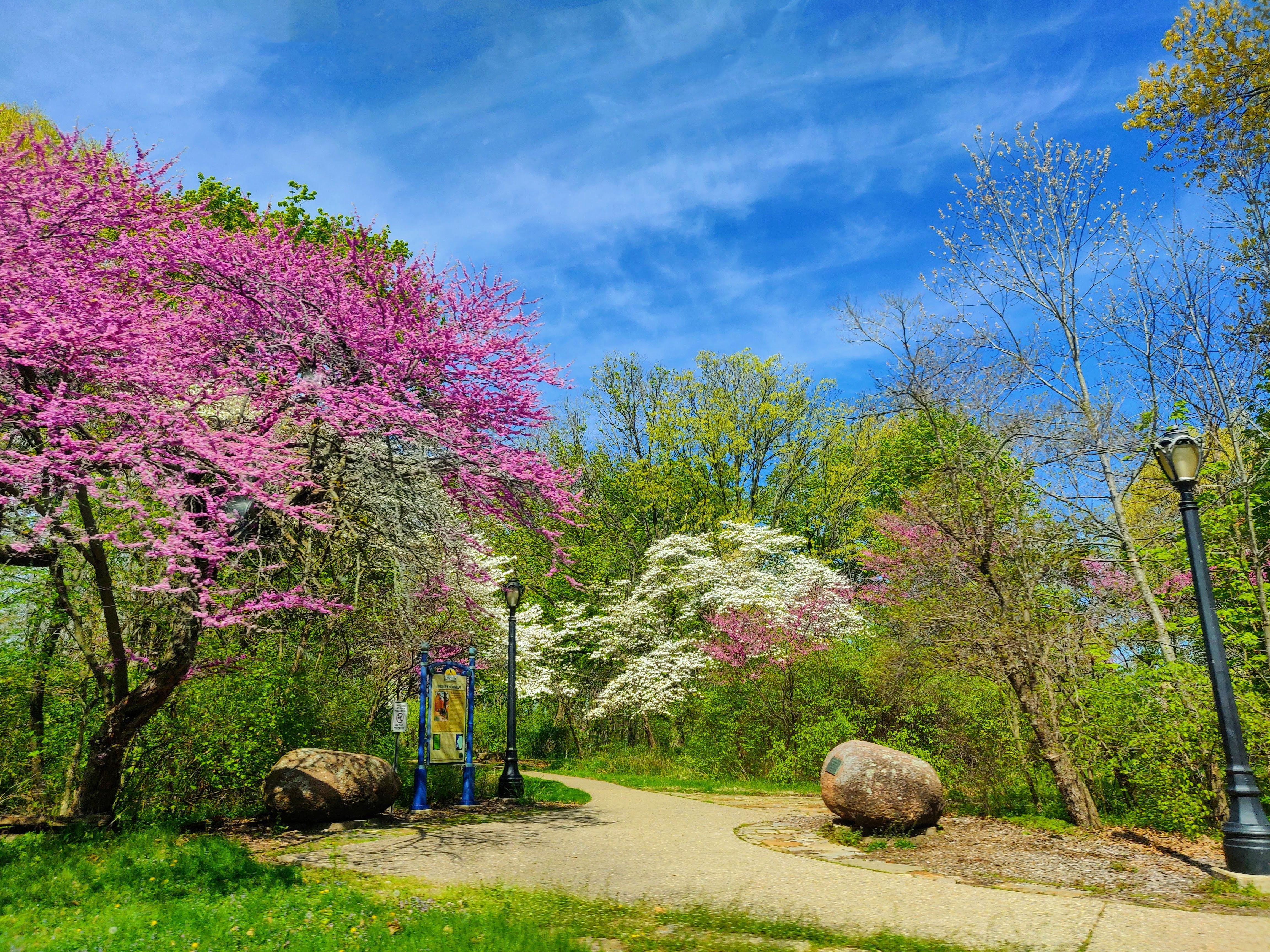 Lincoln Memorial Garden & Nature Center