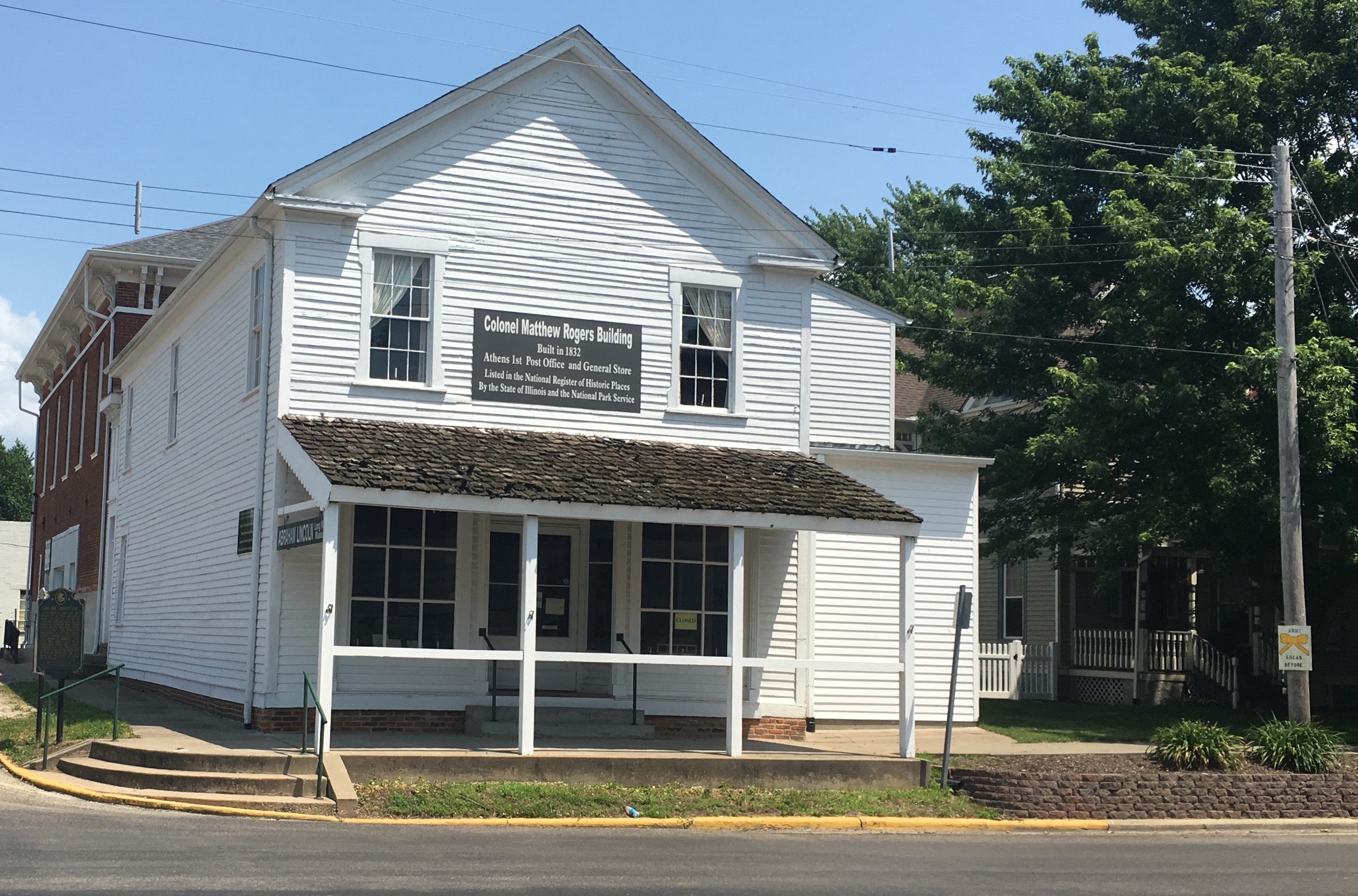 Abraham Lincoln Long Nine Museum
