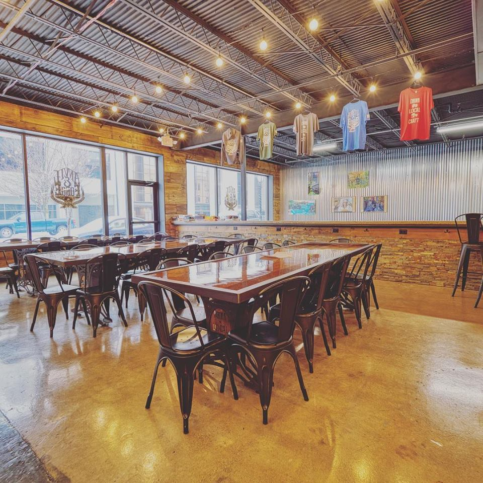 Anvil & Forge Brewing and Distilling