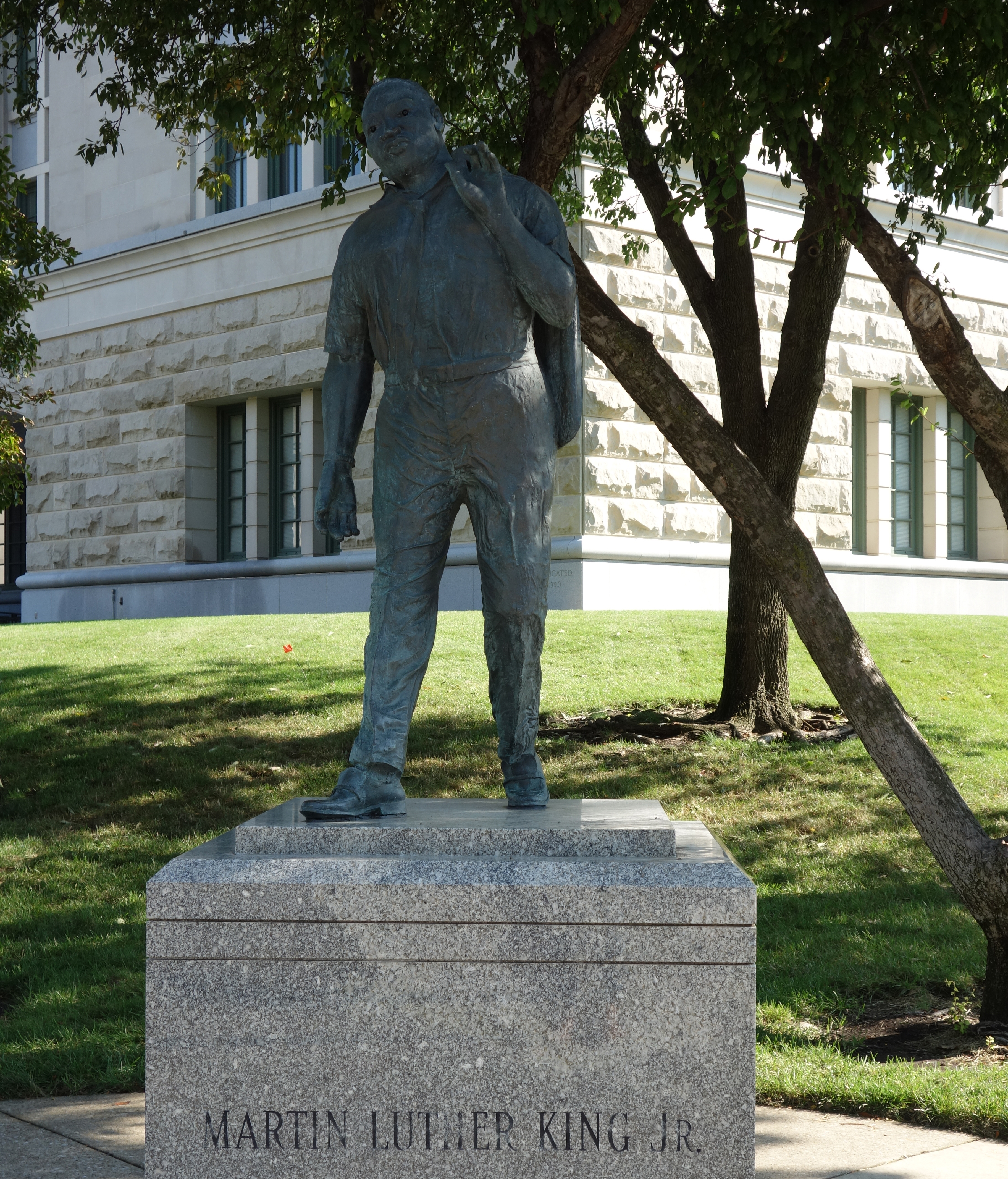 Dr. Martin Luther King Jr. Statue