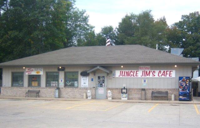 Jungle Jim's Cafe