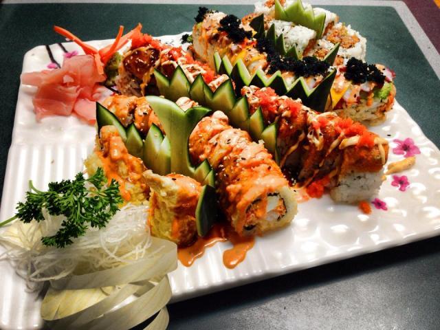 Happy Sushi Japanese Cuisine