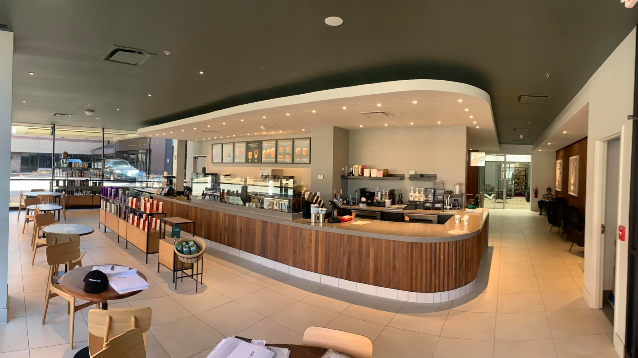 Starbucks Coffee - Wyndham Springfield
