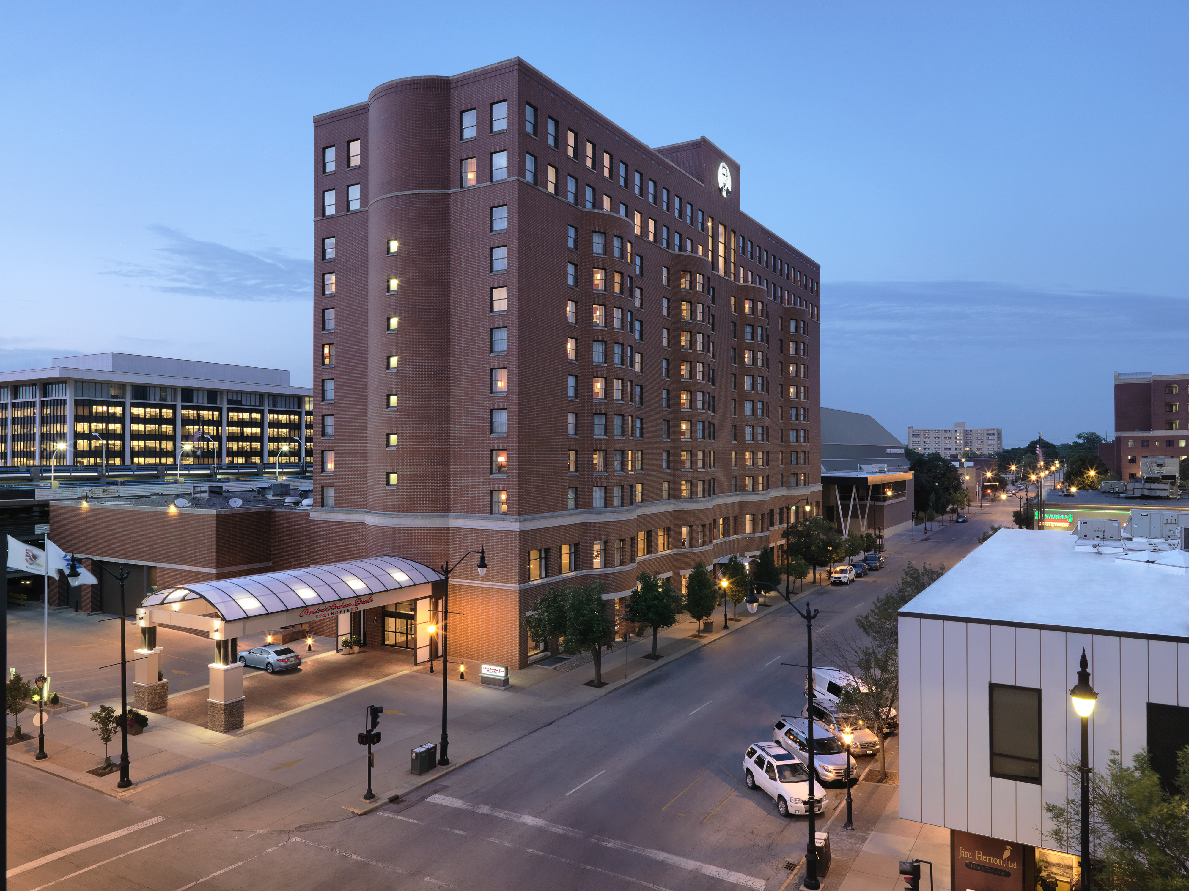 President Abraham Lincoln Springfield- a DoubleTree by Hilton Hotel