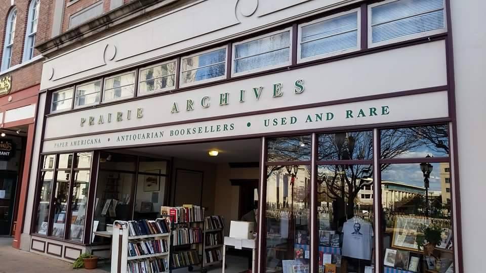 Prairie Archives