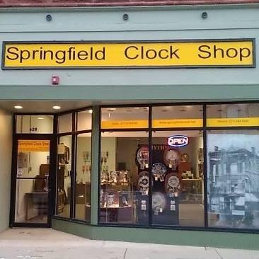 Springfield Clock Shop