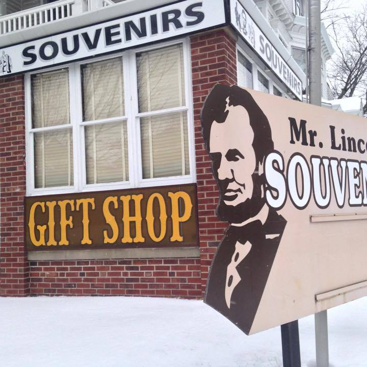 Mr. Lincoln's Souvenir and Gift Shop
