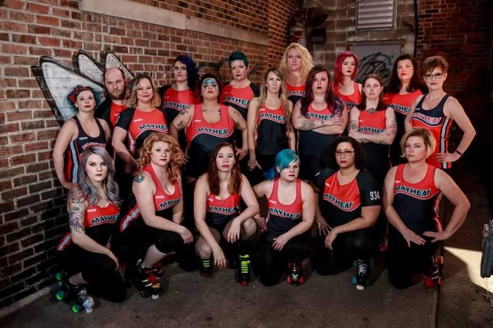 MidState Mayhem Roller Derby