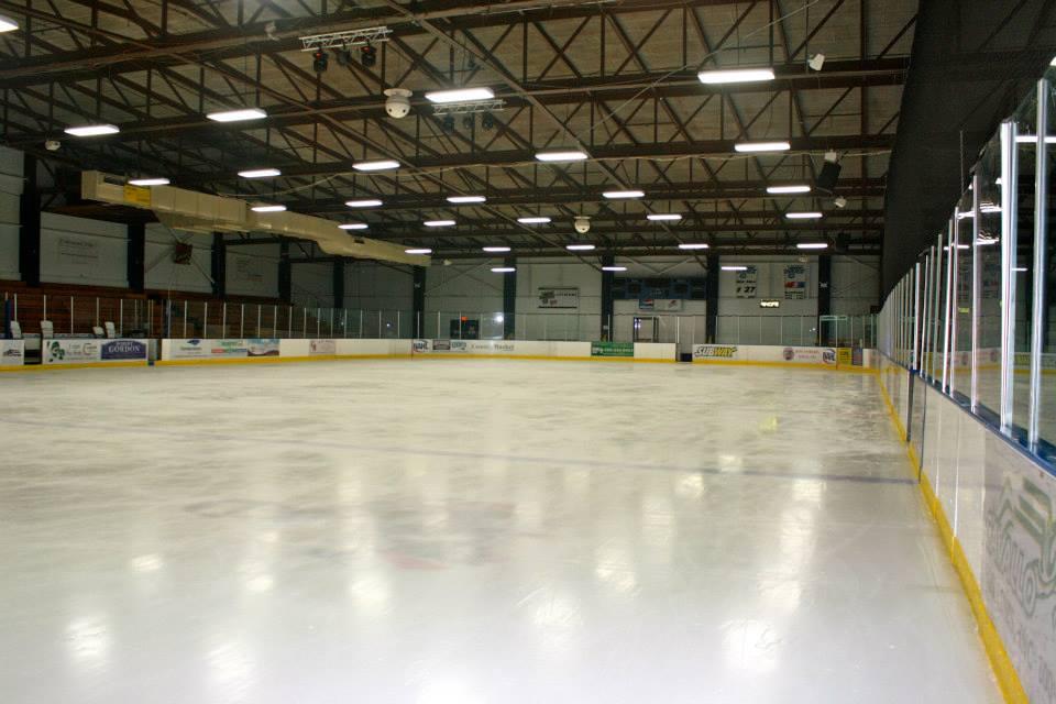 Nelson Center Ice Rinks
