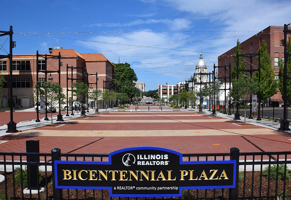 Bicentennial Plaza