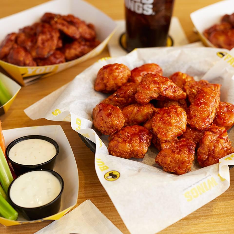 Buffalo Wild Wings Grill & Bar - North