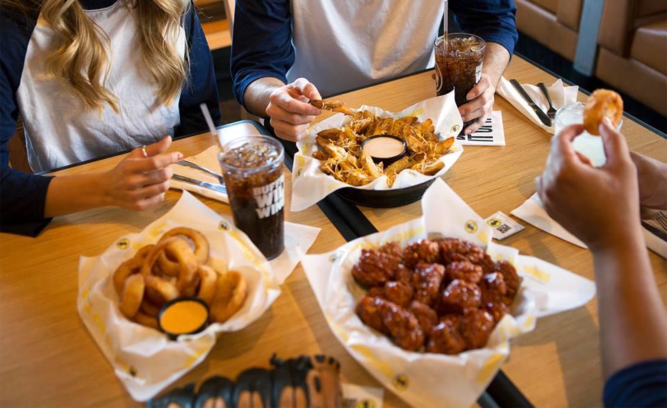 Buffalo Wild Wings Grill & Bar - West