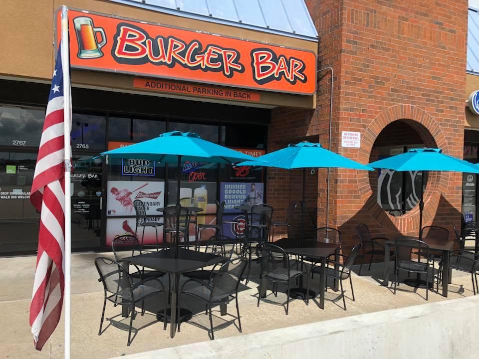 Burger Bar and Back Door Lounge