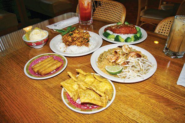 Magic Kitchen Thai Restaurant