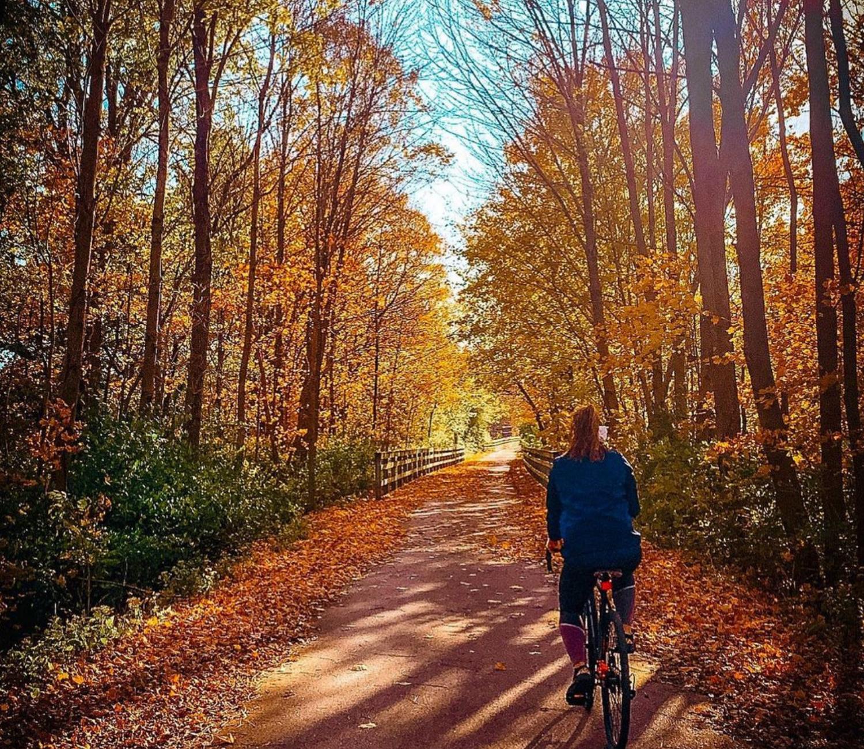 Sangamon Valley Bike Trail