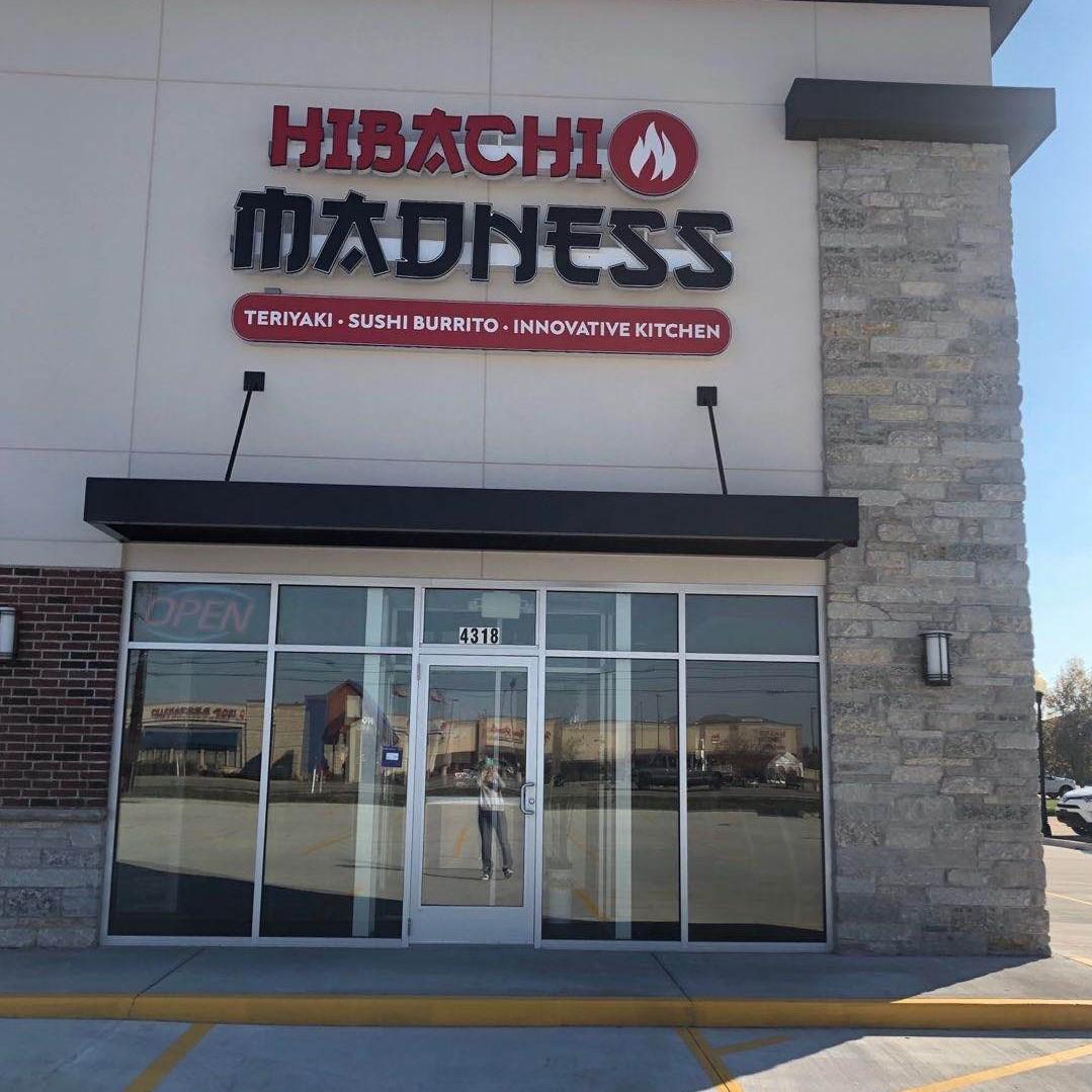 Hibachi Madness