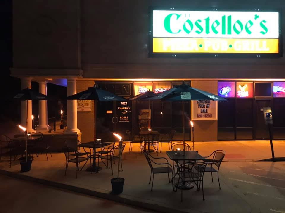 JT Costelloe's Pizza Pub and Grill - West