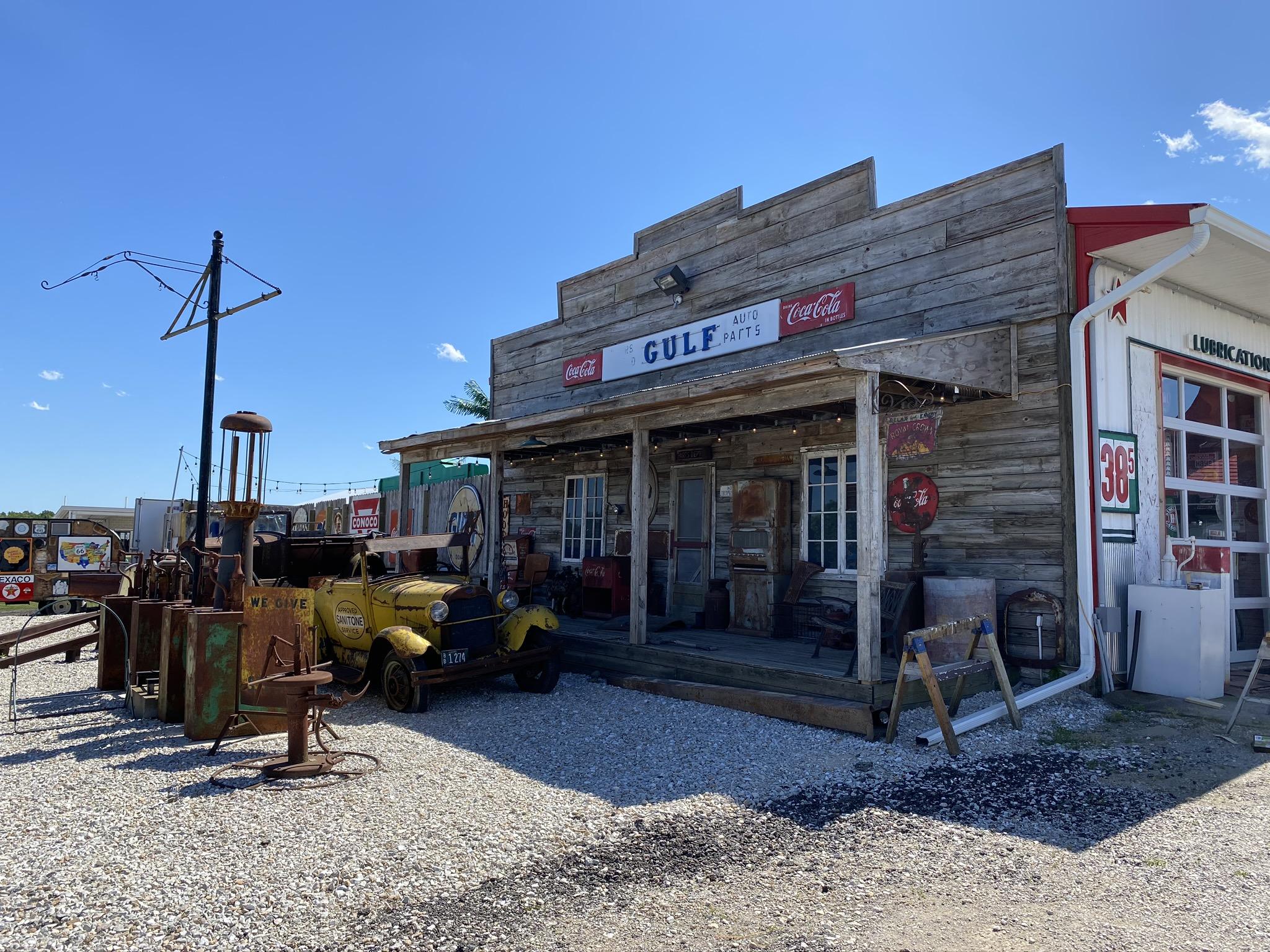 Route 66 Motorheads Museum