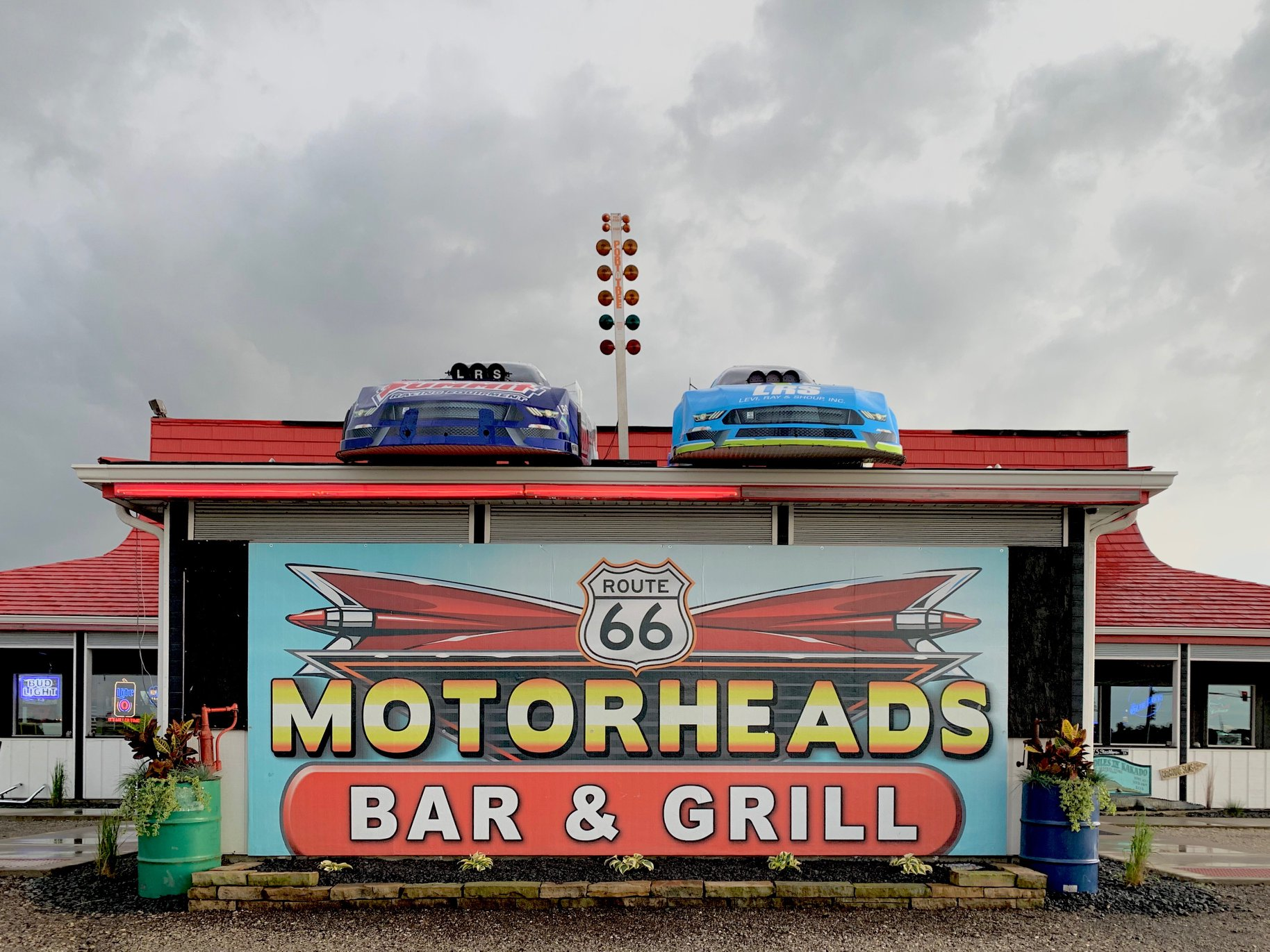 Route 66 Motorheads Bar & Grill