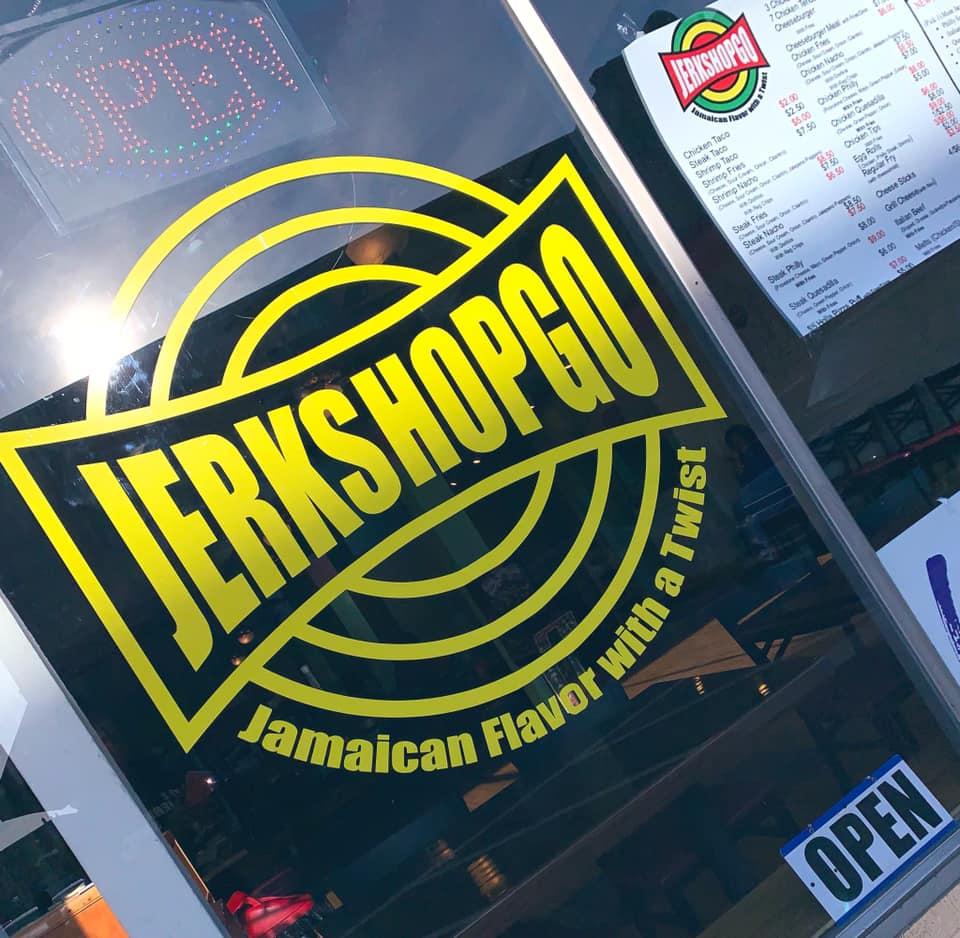 Jerk Shop Go Caribbean Flavor