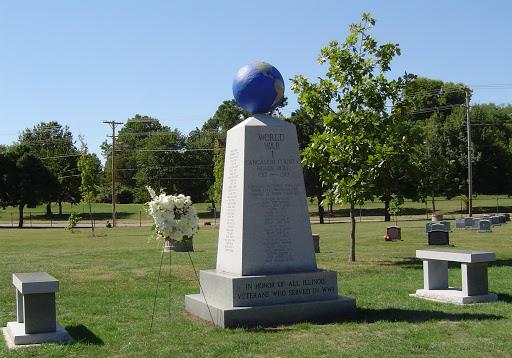 World War I Sangamon County Veterans Memorial