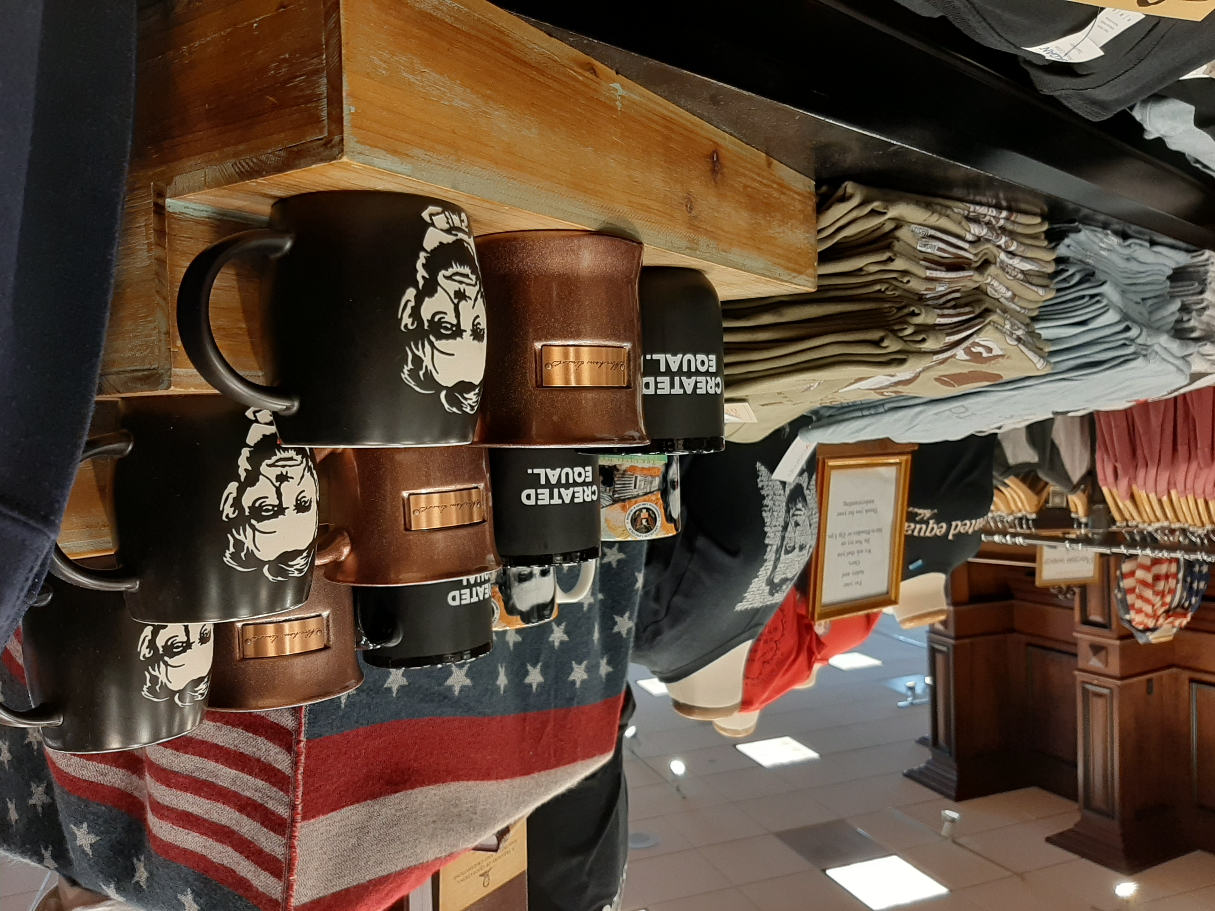 A. Lincoln Presidential Museum Store