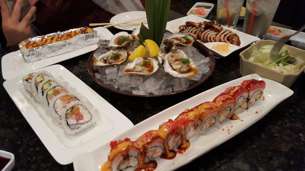 Image of Hinata Hibachi & Sushi