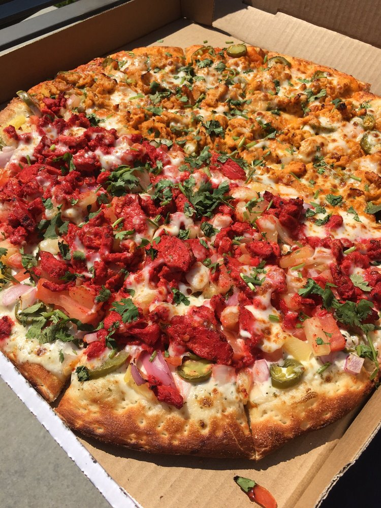 Image of Tasty Indian Pizza