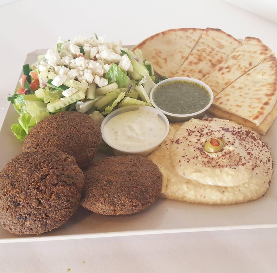 Image of Q's Halal Mediterranean