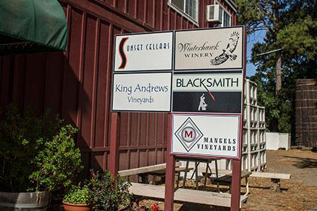 Image of Blacksmith Cellars