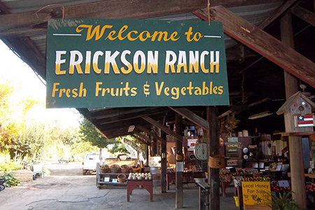 Image of Erickson Ranch Produce Stand