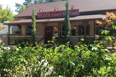 Image of Vezer Family Vineyard's Mankas Gardens