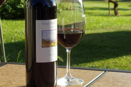 Image of King Andrews Vineyards