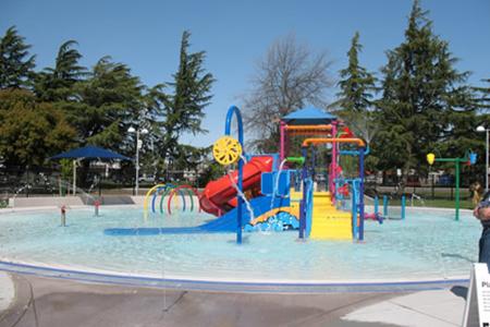 Image of Allan Witt Park Aquatic Complex