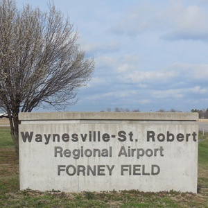 Waynesville- Saint Robert Regional Airport: Forney Field image