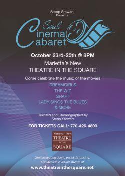 Stepp Stewart's Soul Cinema Cabaret