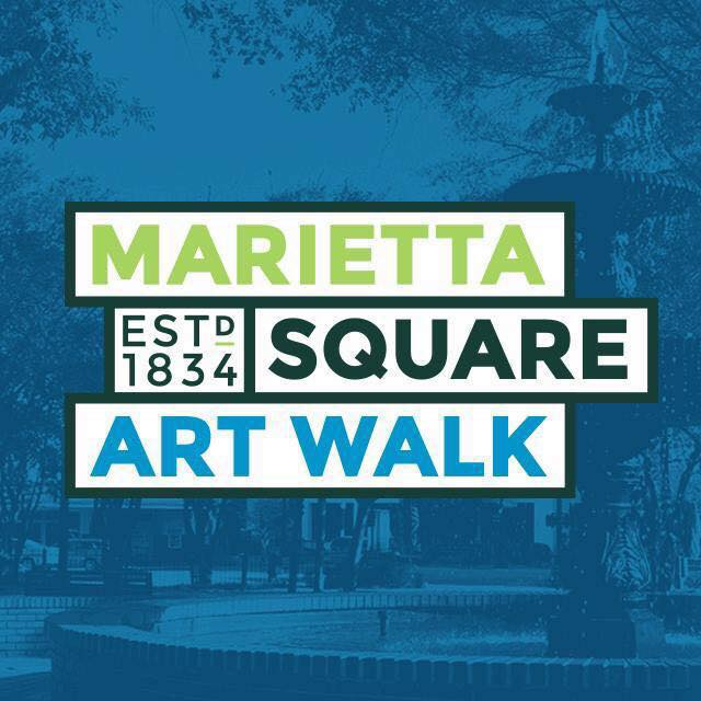 Marietta Square Art Walk