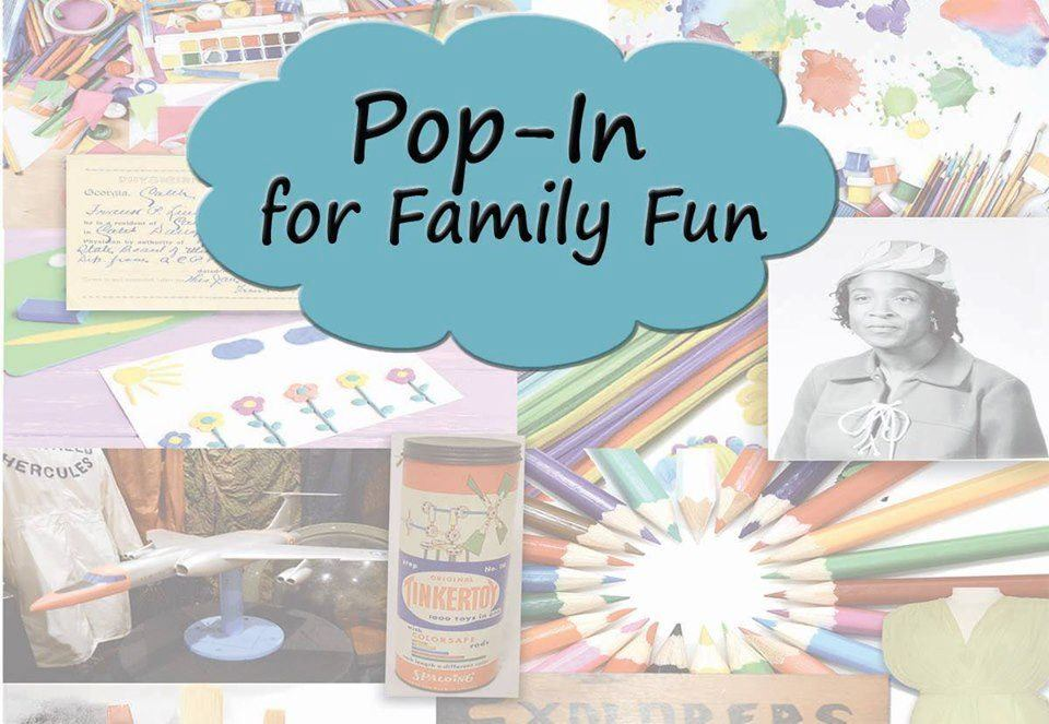 Pop-In for Family Fun: Books