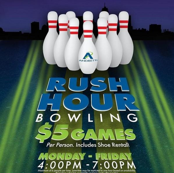 Rush Hour Bowling