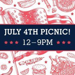 July 4th Picnic!