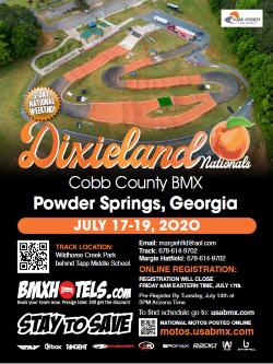 USA BMX Dixieland Nationals