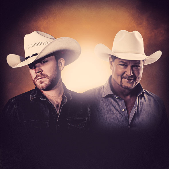 Justin Moore & Tracy Lawrence, The Late Nights & Longnecks Tour