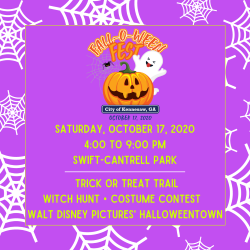 Kennesaw Parks & Rec's Fall-O-Ween Fest