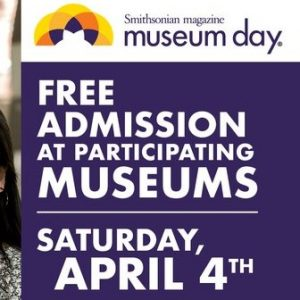 """CANCELED – Smithsonian Magazine """"Museum Day"""""""