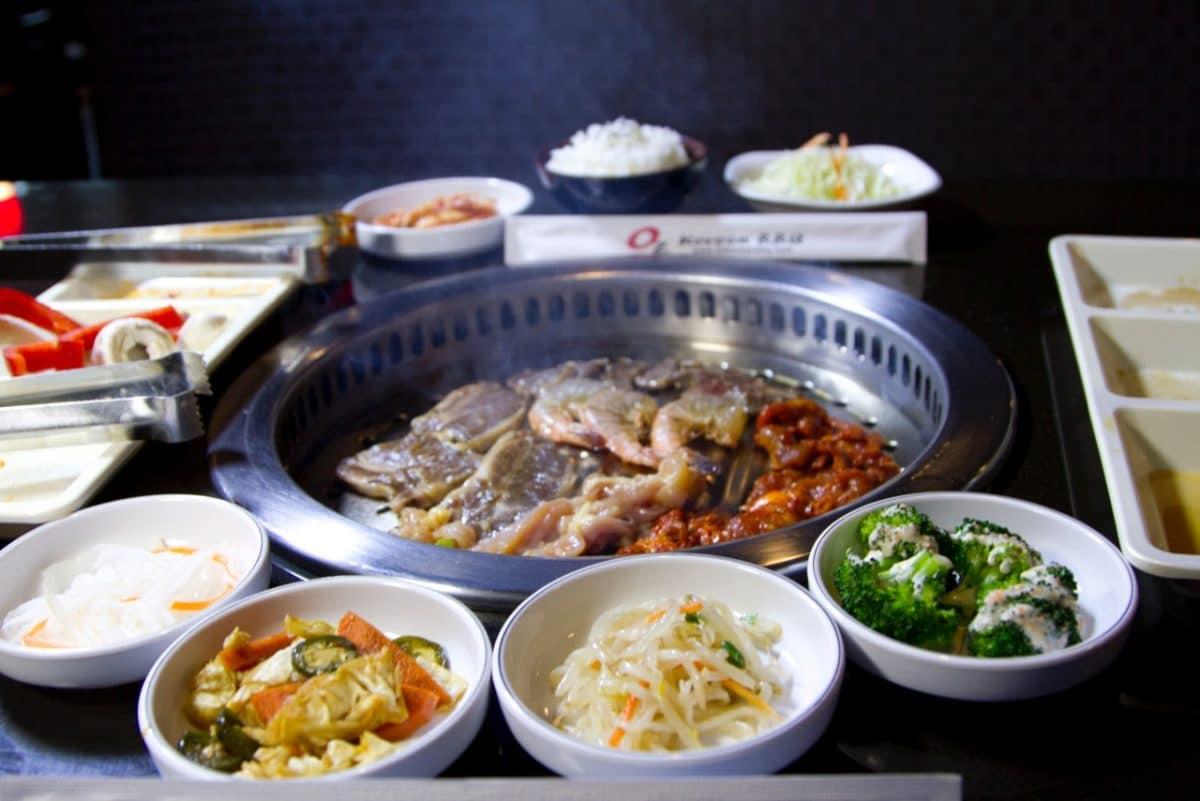 Oz Korean BBQ
